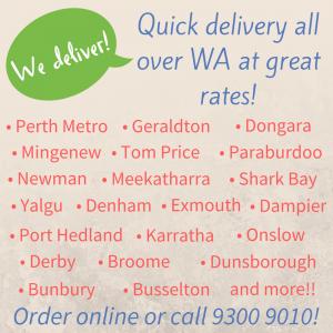 furniture wa delivery regional