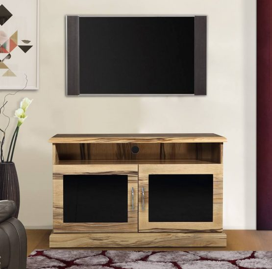 marri wood tv unit cabinet