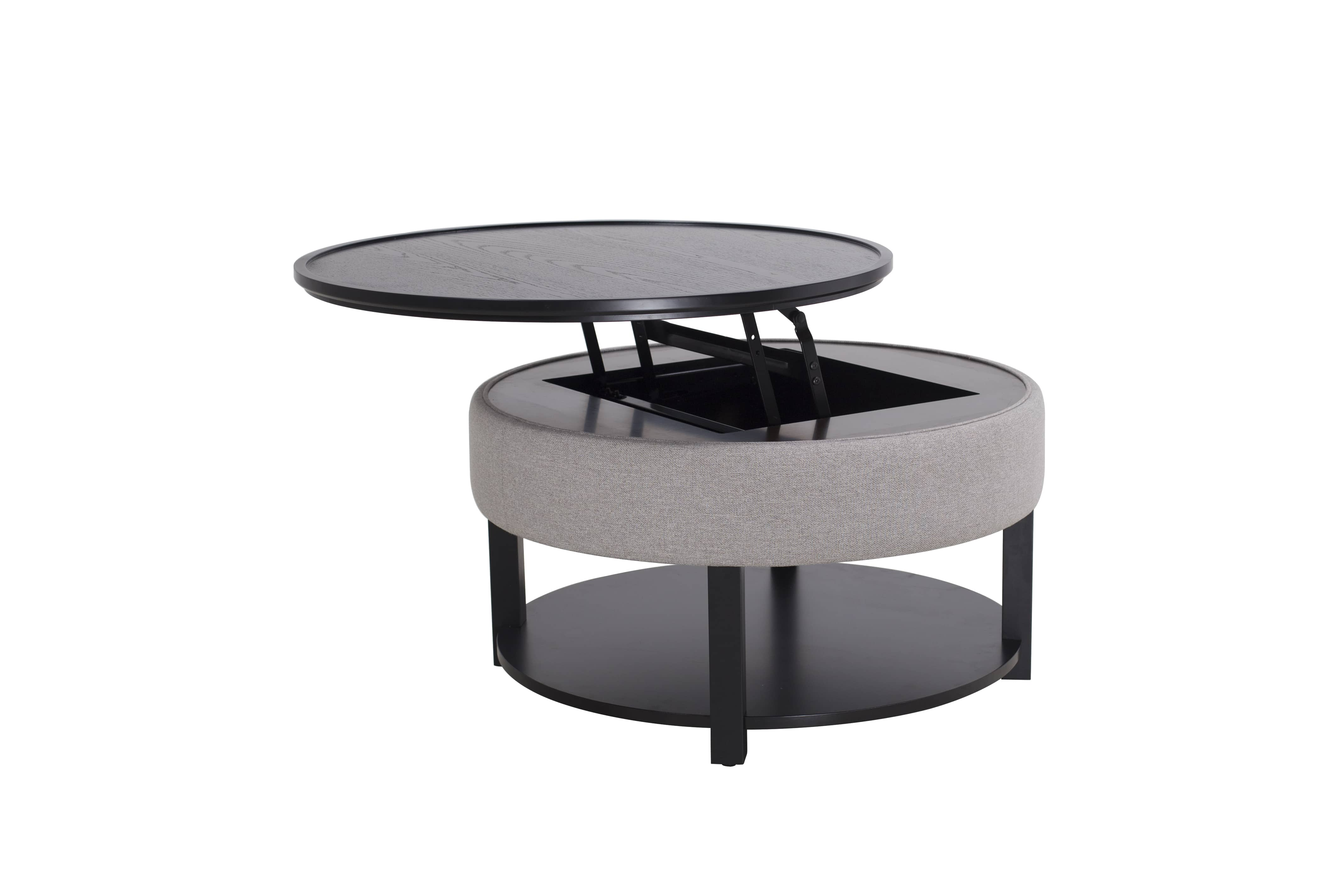 Picture of: Jenson Modern Coffee Table With Storage First In Furniture